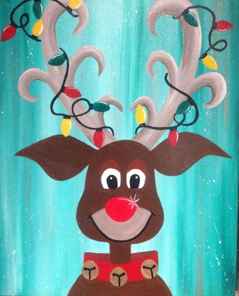 Oh Deer, It's Christmas