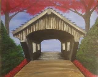 Ol' Falls Bridge