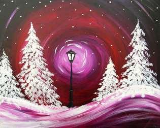 On This Winter's Night