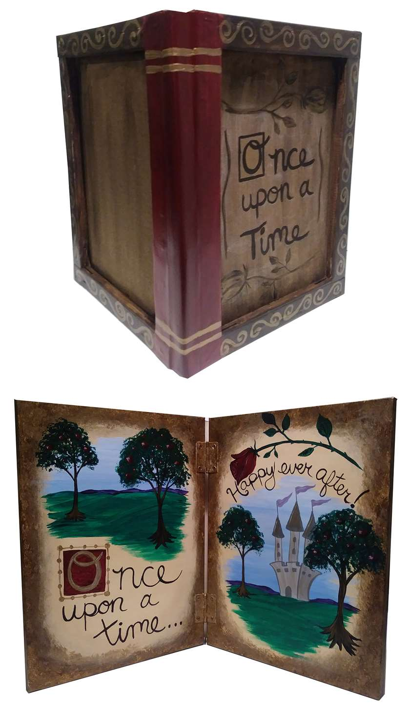 Once Upon A Time Book Project