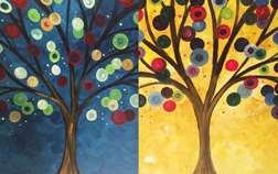 One Tree, Two Ways (Date Night)