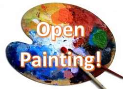 Open Painting Day!