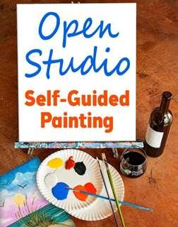 Open Studio ( self guided)