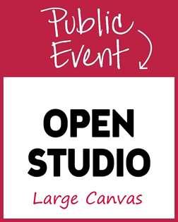 Open Studio-LARGE CANVAS