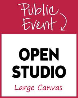 Open Studio-LARGE CANVAS