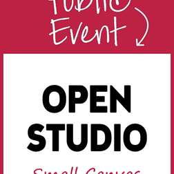 Open Studio-SMALL CANVAS