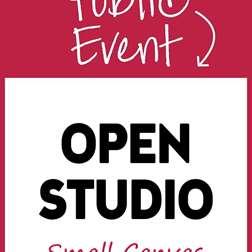 Open Studio-SMALL CANVAS