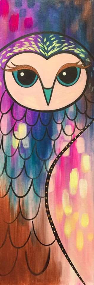 Decorative 10x30 canvas! *Limited Seating*