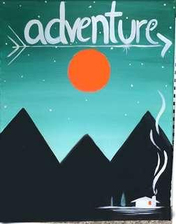 Orange Moon Adventure