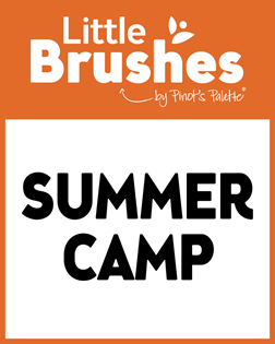 Our Kids Art Camps - Learn More!