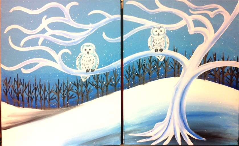 Owl Always Love You (Date Night)
