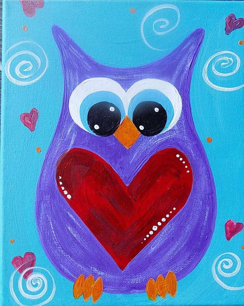 Owl Always Love You - Family Fun!