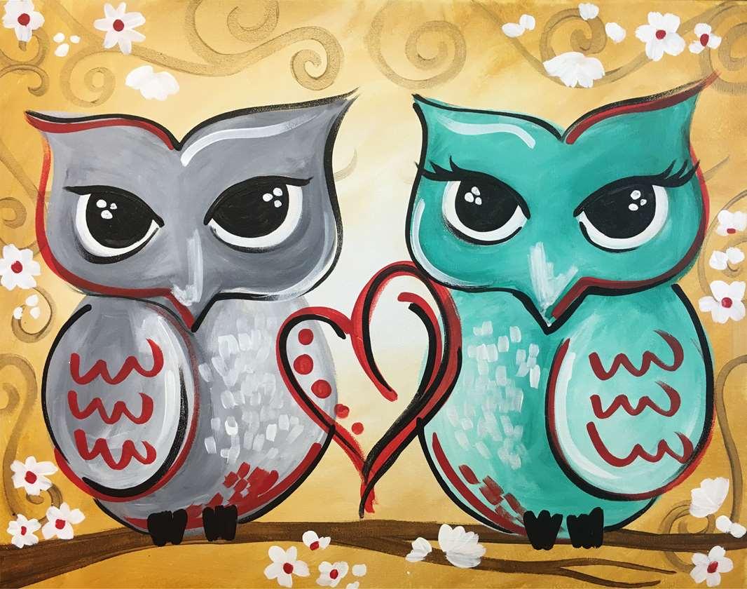 Owl Love You Always