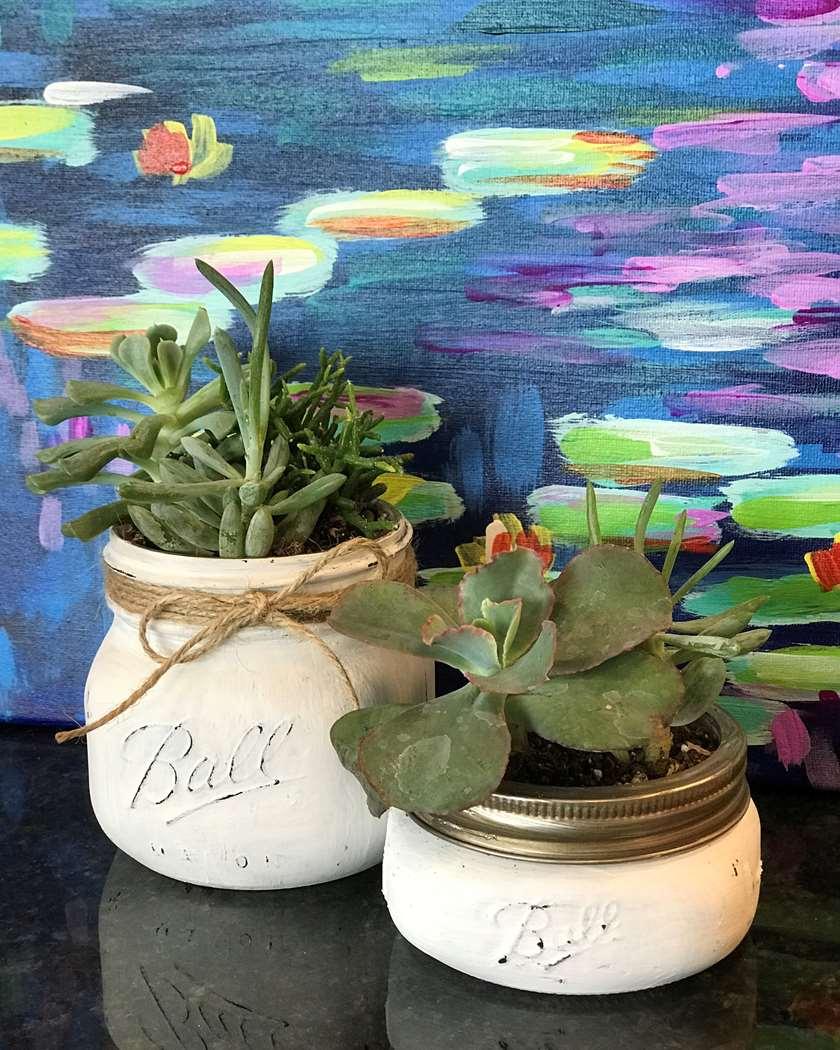 Earth Day Celebration! DIY Plant & Paint Workshop!