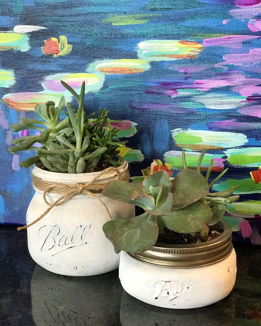 Earth Day Celebration! DIY Plant & Paint Workshop!