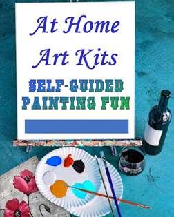 Paint at Home Art Kits