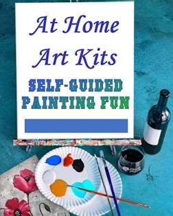 Order Paint at Home Art Kits