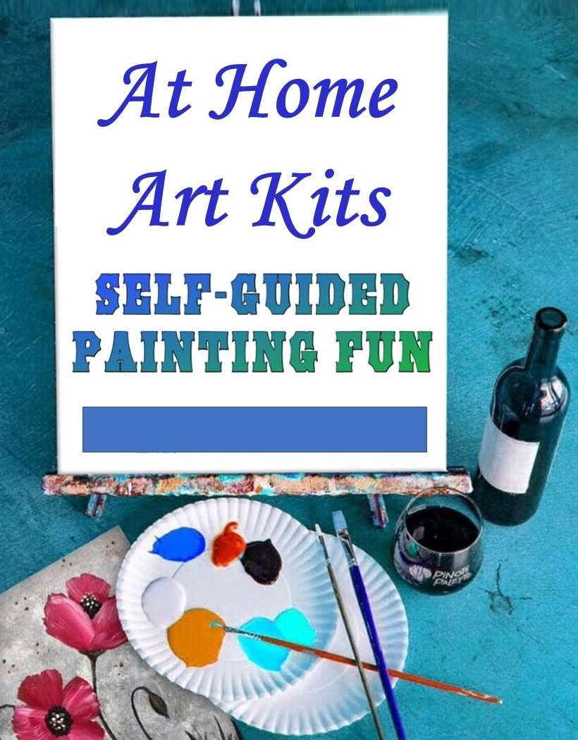 Paint at Home Art Kits
