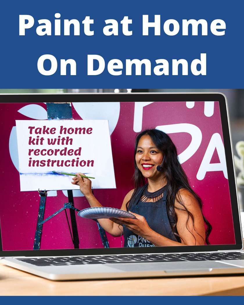 Paint at Home on Demand