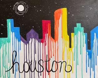 Paint The Town Houston