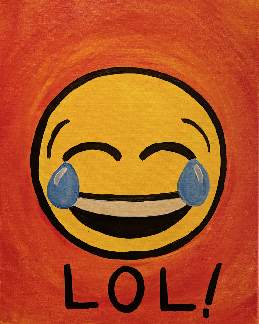Paint Your Own Emoji