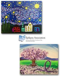 Painting It Forward - Epilepsy Association