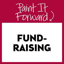 Painting it Forward Fundraising Event