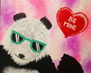 Pandastically in Love