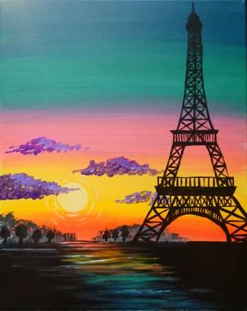 Paradise in Paris - In Studio Event - Limited Seating Available