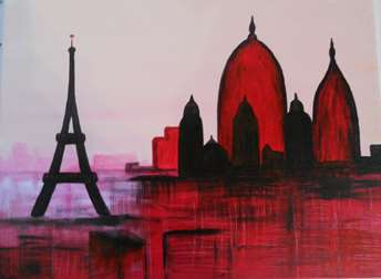 Paris En Rouge