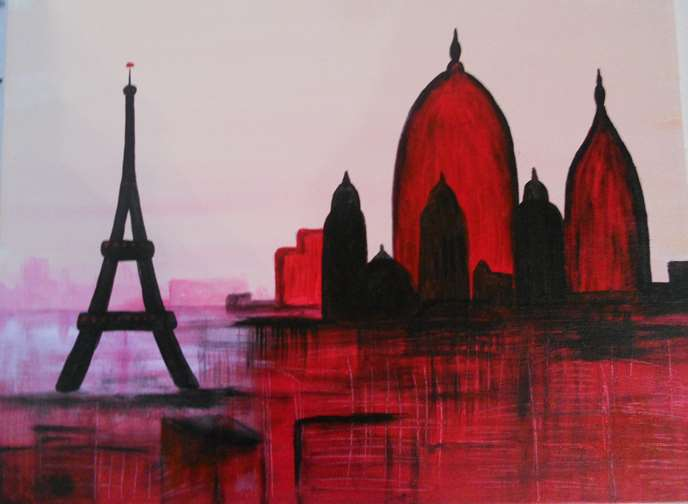 Paris En Rouge