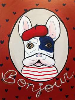 Parisian Pup