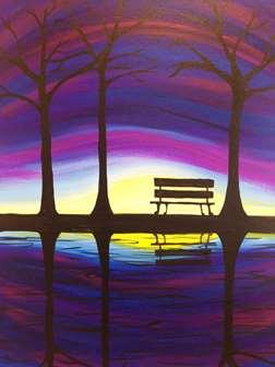 Parkside Sunset