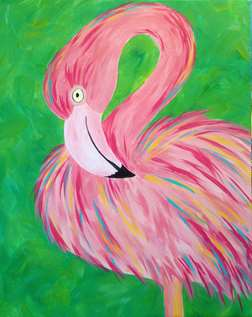Party Flamingo