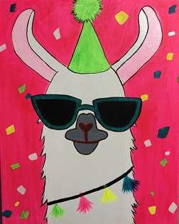 Party Llama