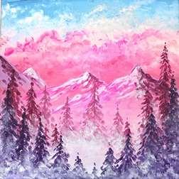 Pastel Peaks