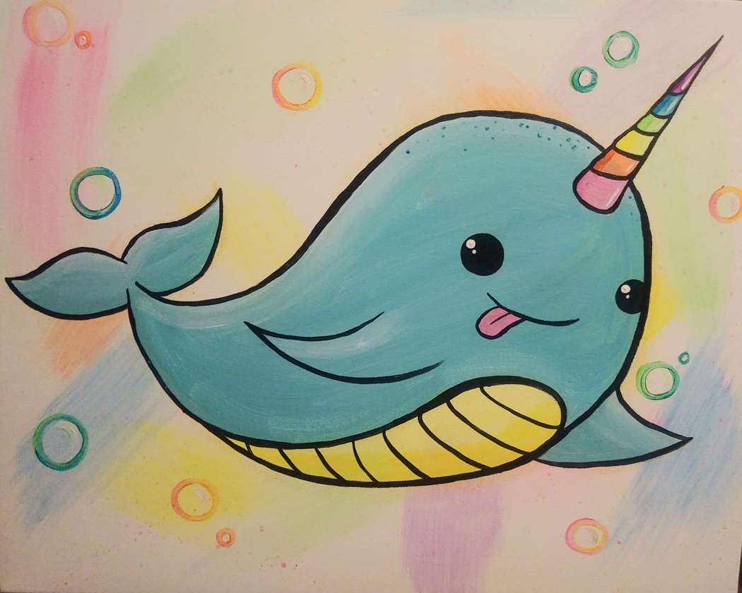 Paul the Narwhal