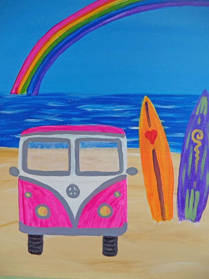 Peace, Love & Surf