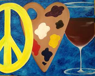 Peace, Love and Wine