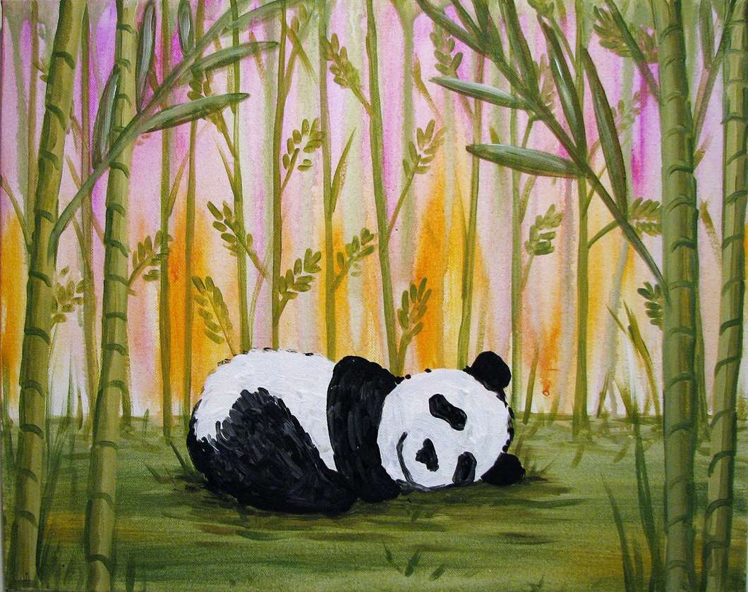 Peaceful Panda