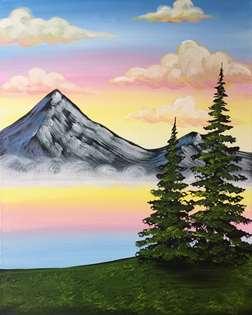 Peaceful Peak