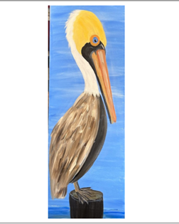 Pelican on Watch
