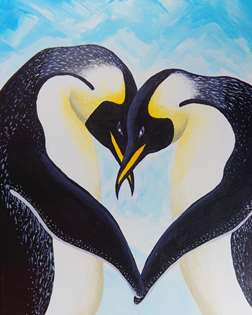 Penguin Vows of Love