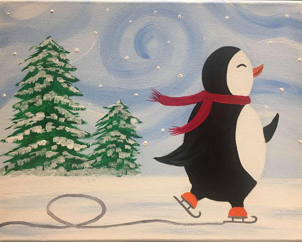 Penguin's Paradise