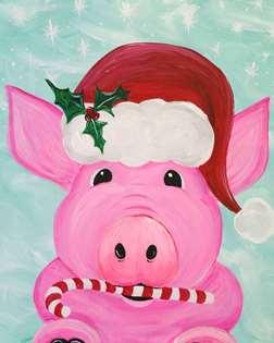 Peppermint Piggy