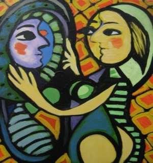Picasso's Mirror
