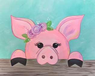 Piggy in Pink