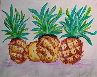 Pineapple Trio