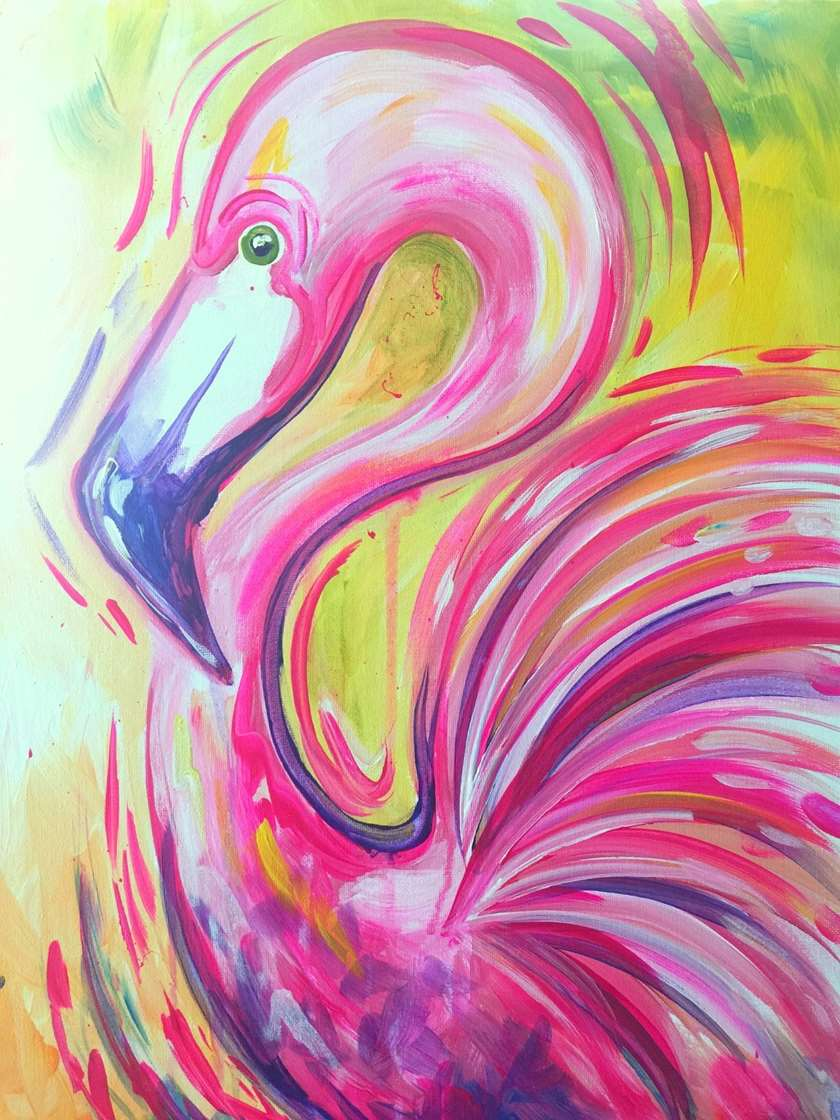 Pink Plumes