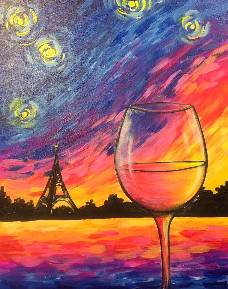 In Studio Event  -  Pinot in Paris